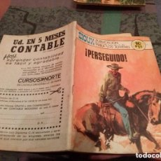 Tebeos: SIOUX Nº 175 - PERSEGUIDO-EDITORIAL TORAY - 1970 . Lote 147036702