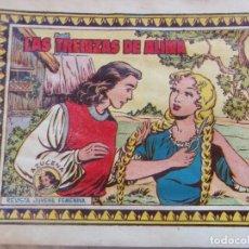 Tebeos: REVISTA JUVENIL FEMENINA AZUCENA NUM 231- LAS TRENZAS DE ALINA. Lote 147098934