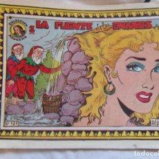 Tebeos: REVISTA JUVENIL FEMENINA AZUCENA NUM 124- LA ESPADA DE CRISTAL. Lote 147100666