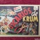 Tebeos: TEBEO ZARPA DE LEON - LOS SICARIOS DE KRUM- ALBUM II- ORIGINAL. Lote 147148852