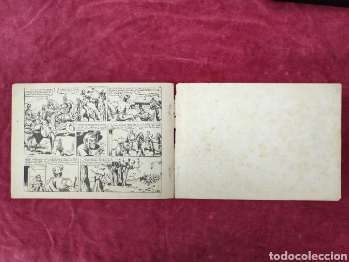 Tebeos: TEBEO ZARPA DE LEON - LOS SICARIOS DE KRUM- ALBUM II- ORIGINAL - Foto 5 - 147148852