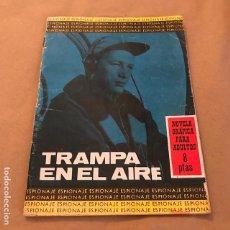 Tebeos: TRAMPA EN EL AIRE - ED. TORAY. Lote 147228450