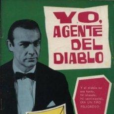 Tebeos: ESPIONAJE - Nº 4 -YO, AGENTE SECRETO- GRAN J.A. HUÉSCAR-1965-MUY BUENO- ESCASO-LEAN-9991. Lote 147241638