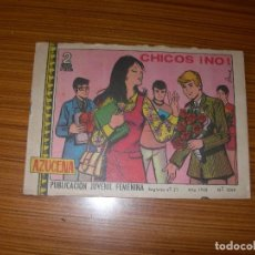Tebeos: AZUCENA Nº 1064 EDITA TORAY . Lote 147313202