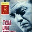 Tebeos: ESPIONAJE - Nº 9 -TODA UNA MUERTE... PARA NADA-GRAN ANTONIO BORRELL-1965-BUENO- DIFÍCIL-LEAN-0011. Lote 147536670