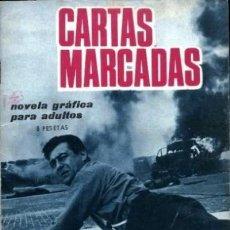 Tebeos: ESPIONAJE - Nº 13 -CARTAS MARCADAS-INTERESANTE JAIME RUMEU-1965-CORRECTO- ESCASO-LEAN-0013. Lote 147539710