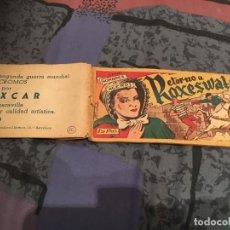 Tebeos: HOMBRES DE ACERO Nº10 RETORNO DE ROXCESWAL - EDICIONES TORAY ORIGINAL 1951. Lote 147576406