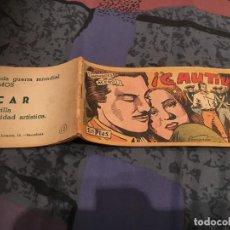 Tebeos: HOMBRES DE ACERO Nº12 CAUTIVOS - EDICIONES TORAY ORIGINAL 1951. Lote 147576766