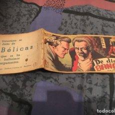 Tebeos: HOMBRES DE ACERO Nº13 DE DISTINTA SANGRE - EDICIONES TORAY 1951. Lote 147577286