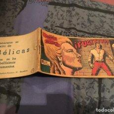 Tebeos: HOMBRES DE ACERO Nº14 FUGITIVAS - EDICIONES TORAY 1951. Lote 147577566