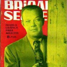 Tebeos: BRIGADA SECRETA- Nº 84 -1965 -CUMBRES DE PODER-GRAN ANTONIO CARRILLO-CORRECTO-DIFÍCIL-LEAN-0114. Lote 148977442