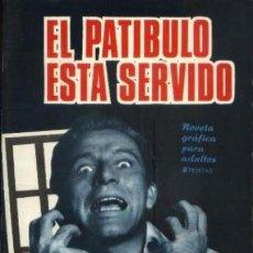 Tebeos: BRIGADA SECRETA - Nº 129 - EL PATÍBULO ESTÁ SERVIDO-RAFAEL CORTIELLA-1965-BUENO-DIFÍCIL-LEAN-0115. Lote 148978089
