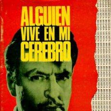 Tebeos: BRIGADA SECRETA - Nº 156 -ALGUIEN VIVE EN MI CEREBRO-GRAN JORGE BADÍA-1966-CORRECTO-DIFÍCIL-0036. Lote 147708658