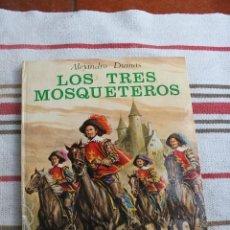 Tebeos: NOVELAS MAESTRAS TORAYNº 7: LOS TRES MOSQUETEROS. Lote 148068194