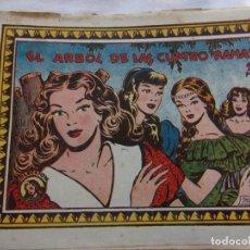 Tebeos: REVISTA JUVENIL FEMENINA AZUCENA NUM 236- EL ARBOL DE LAS CUATRO RAMAS. Lote 148109322