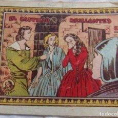 Tebeos: REVISTA JUVENIL FEMENINA AZUCENA NUM 289- EL CASTILLO DE LOS BRILLANTES. Lote 148129238