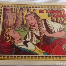Tebeos: REVISTA JUVENIL FEMENINA AZUCENA NUM 301- EL CONDE CAROL. Lote 148129750