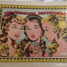 Tebeos: REVISTA JUVENIL FEMENINA AZUCENA NUM 336- LAS PRINCESAS DESOBEDIENTES. Lote 148133642