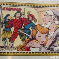 Tebeos: REVISTA JUVENIL FEMENINA AZUCENA AÑO XI NUM 449- CARIDAD. Lote 148140878