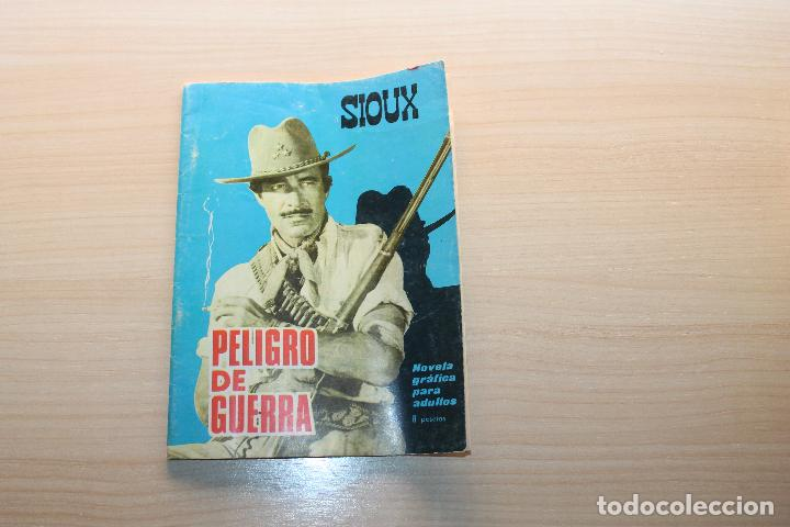 SIOUX Nº 42, NOVELA GRÁFICA, EDITORIAL TORAY (Tebeos y Comics - Toray - Sioux)