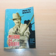 Tebeos: SIOUX Nº 42, NOVELA GRÁFICA, EDITORIAL TORAY. Lote 148574274