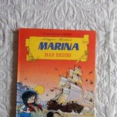 Tebeos: LES AVENTURES DE LA MARINA - MARINA MAR ENDINS - CATALA. Lote 148653834