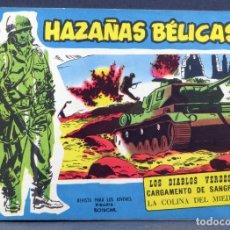Tebeos: HAZAÑAS BÉLICAS AZUL EXTRA Nº 145 BOIXCAR EDICIONES TORAY 1958. Lote 149185986