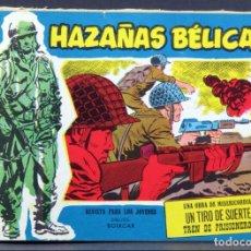 Tebeos: HAZAÑAS BÉLICAS AZUL EXTRA Nº 226 BOIXCAR EDICIONES TORAY 1958. Lote 149187426