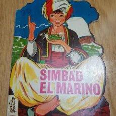Tebeos: CUENTO - SIMBAD EL MARINO - EDICIONES TORAY 1989. Lote 149284046