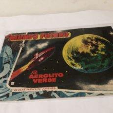Tebeos: EL MUNDO FUTURO N 64 EL AEROLITO VERDE TORAY ORIGINAL. Lote 149487424