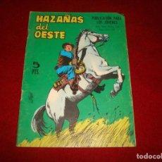 Tebeos: HAZAÑAS DEL OESTE Nº 142 1967 EDITORIAL TORAY . Lote 150013494