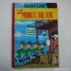 Tebeos: LUCKY LUKE. LOS PRIMOS DALTON - MORRIS - EDICIONES TORAY - 1969 - 2.ª EDICION. Lote 150306942