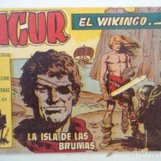 Tebeos: SIGUR EL VIKINGO Nº 25 BUENO ORIGINAL. Lote 150553946