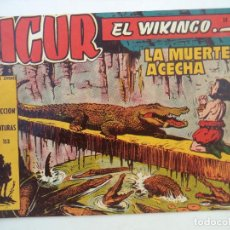 Tebeos: SIGUR EL VIKINGO Nº 24 ORIGINAL. Lote 150570554