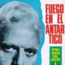 Tebeos: ESPIONAJE - Nº 37 -FUEGO EN EL ANTÁRTICO - GRAN ANTONIO BORRELL-1966-REGULAR- ESCASO-LEAN-0213. Lote 150675082