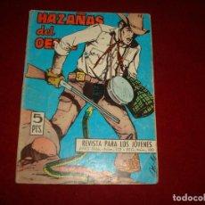 Tebeos: HAZAÑAS DEL OESTE Nº 122 1966 EDITORIAL TORAY . Lote 151022474