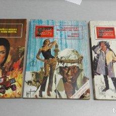 Tebeos: BRIGADA SECRETA / LOTE 3 TOMOS: 2, 5, 8 / EDICIONES TORAY 1982. Lote 151083474
