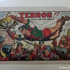 Tebeos: CAPITAN CORAJE. TERROR. Nº 31. TORAY.. Lote 151160106