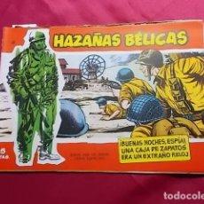 Tebeos: HAZAÑAS BELICAS. Nº 40 . SERIE ROJA. EDICIONES TORAY. Lote 151172862