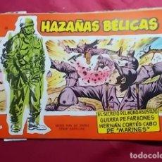 Tebeos: HAZAÑAS BELICAS. Nº 38 . SERIE ROJA. EDICIONES TORAY. Lote 151172958