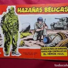 Tebeos: HAZAÑAS BELICAS. Nº 36 . SERIE ROJA. EDICIONES TORAY. Lote 151173450
