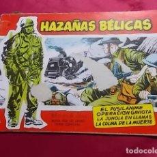 Tebeos: HAZAÑAS BELICAS. Nº 30 . SERIE ROJA. EDICIONES TORAY. Lote 151173918