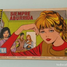 Tebeos: REVISTA JUVENIL FEMENINA. . Lote 151455770