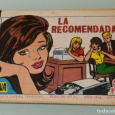 Tebeos: REVISTA JUVENIL FEMENINA. . Lote 151455934
