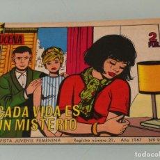 Tebeos: REVISTA JUVENIL FEMENINA. . Lote 151456246