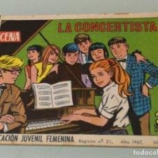 Tebeos: REVISTA JUVENIL FEMENINA. . Lote 151456418
