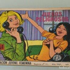 Tebeos: REVISTA JUVENIL FEMENINA. . Lote 151456850