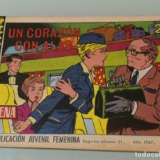 Tebeos: REVISTA JUVENIL FEMENINA. . Lote 151457062