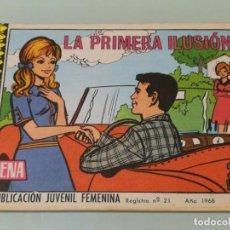 Tebeos: REVISTA JUVENIL FEMENINA. . Lote 151458134
