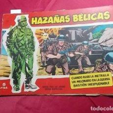 Tebeos: HAZAÑAS BELICAS. Nº 17 . SERIE ROJA. EDICIONES TORAY. Lote 151460342